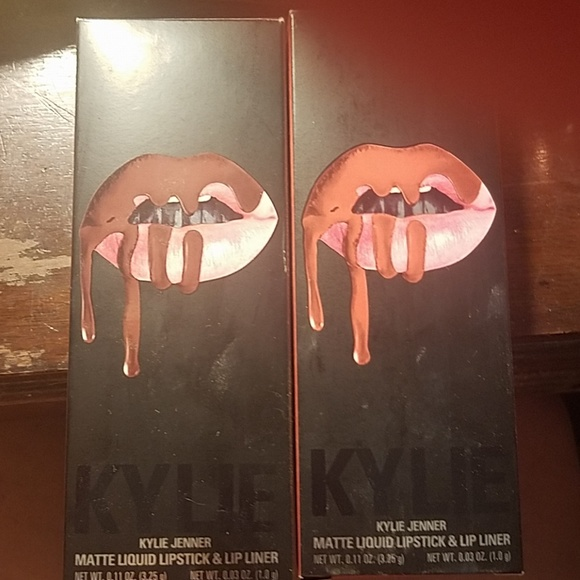 Kylie Cosmetics Other - Set of 2 different colors Kylie Jenner Lip Kits